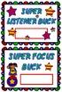 Behavior System: Superheroes