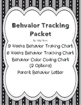 Behavior Tracking - Behavior Management