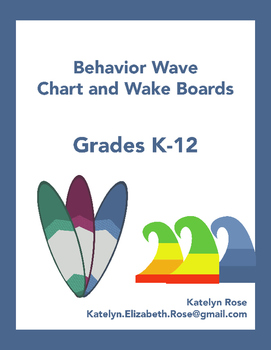 Behavior Wave Chart and Board Name Plates