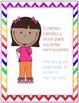 Behavior expectation posters (rainbow chevron)