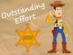 Behaviour Management Chart 'Toy Story' Theme