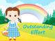 Behaviour Management Chart 'Wizard of Oz' Theme
