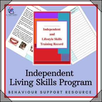 Behaviour Support: Independent/ Lifestyle Skill Developmen