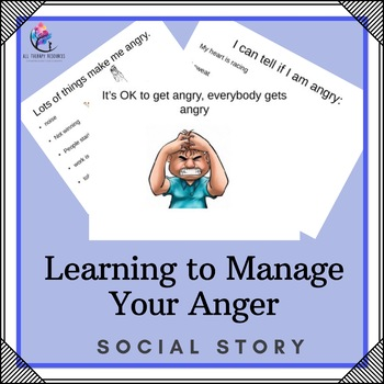 Behaviour Support: Learning to Manage your Anger Social St