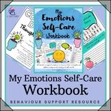Behaviour Support: My Emotions Self-Care Workbook