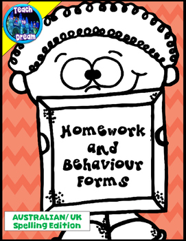 Behaviour Contracts and Homework Forms: Classroom Manageme
