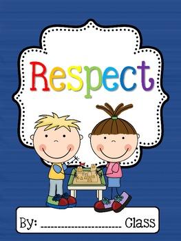 Being Respectful Class Book FREEBIE