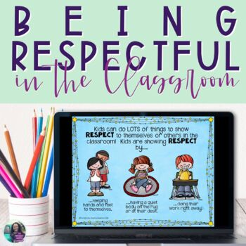 Being Respectful in the Classroom PowerPoint