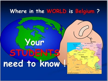 Belgium : Learn All About Belgium