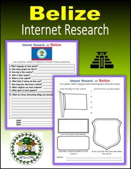 Belize (Internet Research)