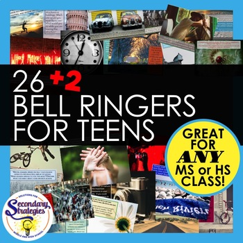 Bell Ringers For Any High School Classroom