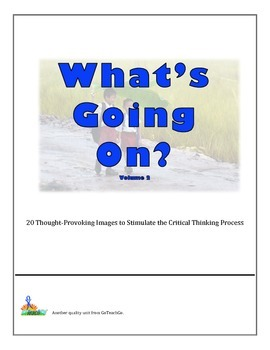 Bell Ringers - What's Going On?  Vol 2  20 Images to Stimu