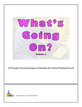 Bell Ringers - What's Going On?  Vol 4  20 Images to Stimu