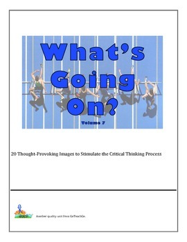Bell Ringers - What's Going On?  Vol 7  20 Images to Stimu
