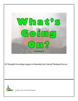Bell Ringers - What's Going On?  Vol 8  20 Images to Stimu