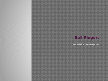 Bell Ringers for Reading and Writing Workshops