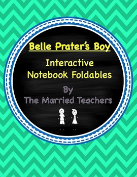 Belle Prater's Boy Interactive Literature and Grammar Note
