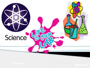 6th Grade Science Bellwork - 1st Nine Weeks