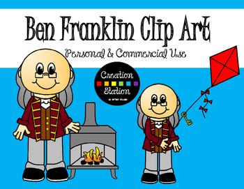 Ben Franklin Clip Art