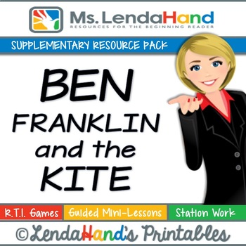 Reading Street, BEN FRANKLIN AND HIS FIRST KITE, Teacher P