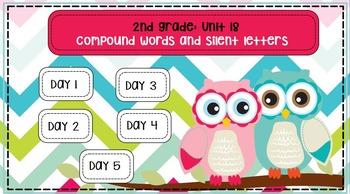 Benchmark Literacy 2nd Grade Phonics Unit 18 Flipchart
