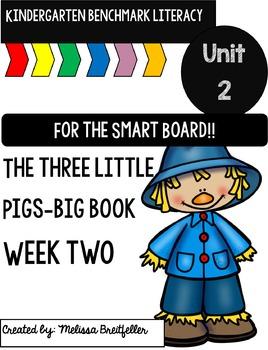 Benchmark Literacy Kindergarten Unit 2 Week 2