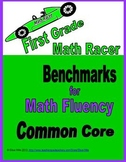 Benchmarks for Math Fluency: First Grade Addition, Subtrac