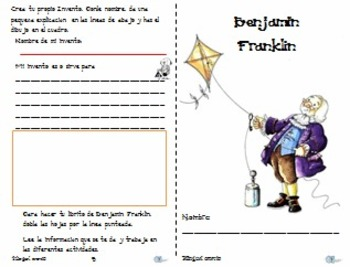 Benjamin Franklin Actividades