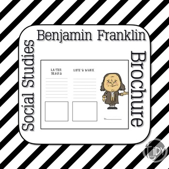Benjamin Franklin Brochure
