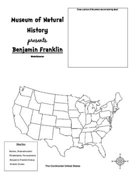 Benjamin Franklin Mini Book