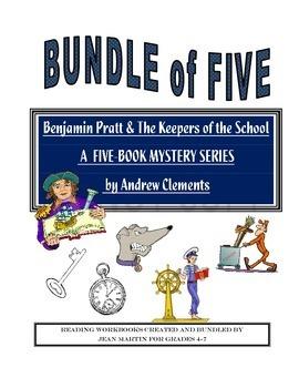 Benjamin Pratt and the Keepers of the School Bundle create