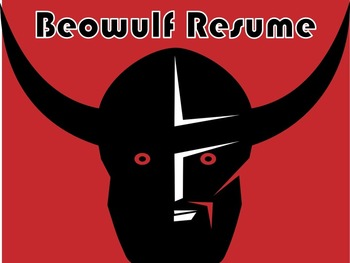 Beowulf Resume - Critical Reading and Writing Activity wit