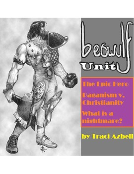 Beowulf Unit *BUNDLE*: Scripted Activities, Handouts, and
