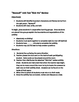 """Beowulf Unit Test """"Kick Me"""" Review"""