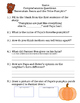 Berenstain Bears and the Prize Pumpkin - Vocabulary, Compr