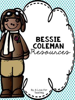 Bessie Coleman {Black History Month}