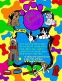 Best Friends Dog and Puppy Clip Art
