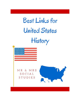 Best Links for United States History