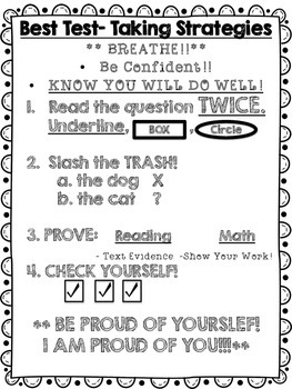 Best Test-Taking Strategies