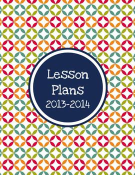 Betsy Editable Lesson Plans