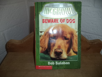Beware of Dog  ISBN 0-439-40137-2