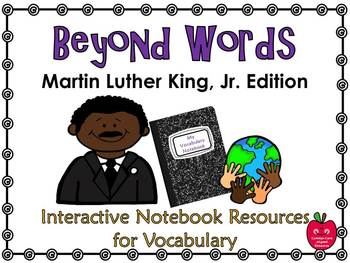 Beyond Words – Martin Luther King, Jr. Interactive Vocabul