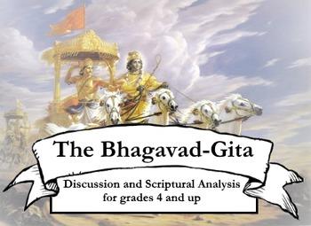 Bhagavad-Gita Scriptural Analysis