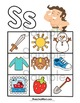 Bible ABC Letter of the Week: S