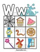 Bible ABC Letter of the Week: W