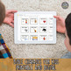 Bible Charades for Kids -36 Easy Prep Cards, Fun Games for