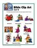 Bible Clip Art Set 2