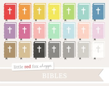 Bible Clipart; Christian, Religion, Church