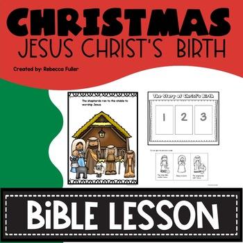 Bible Lesson Christ's Birth