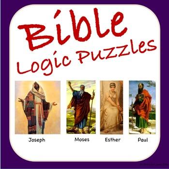 Bible Logic Puzzles